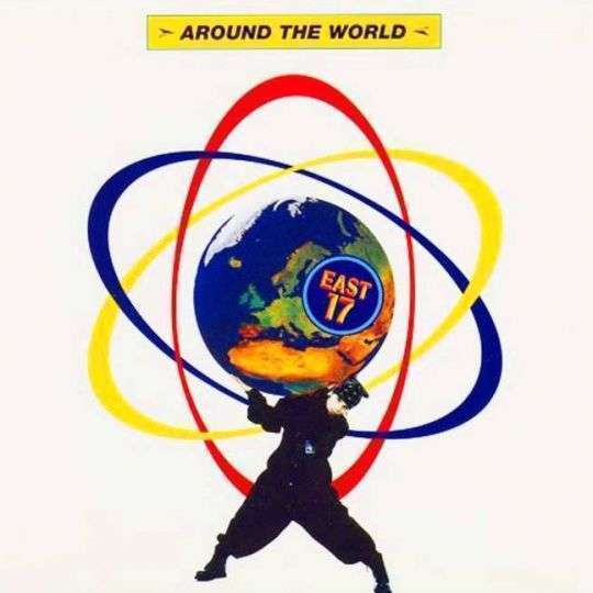Coverafbeelding Around The World - East 17
