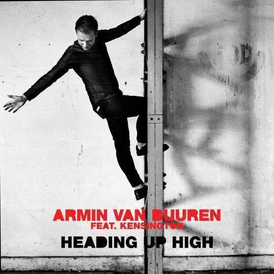 Coverafbeelding Armin van Buuren feat. Kensington - Heading up high