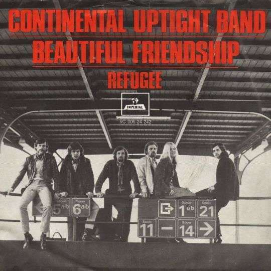 Coverafbeelding Beautiful Friendship - Continental Uptight Band