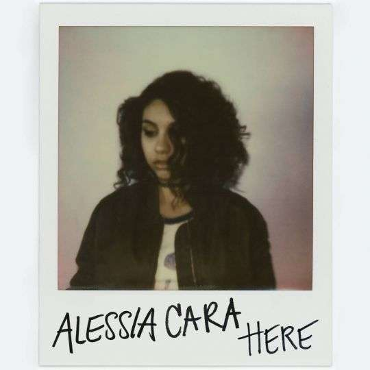 Coverafbeelding Here - Alessia Cara