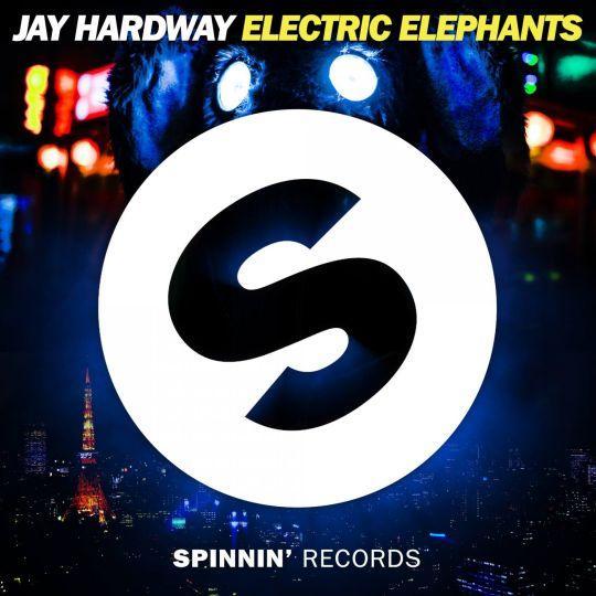 Coverafbeelding Electric Elephants - Jay Hardway