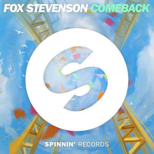 Coverafbeelding Comeback - Fox Stevenson