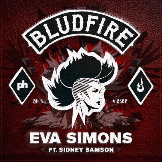 Coverafbeelding Bludfire - Eva Simons Ft. Sidney Samson