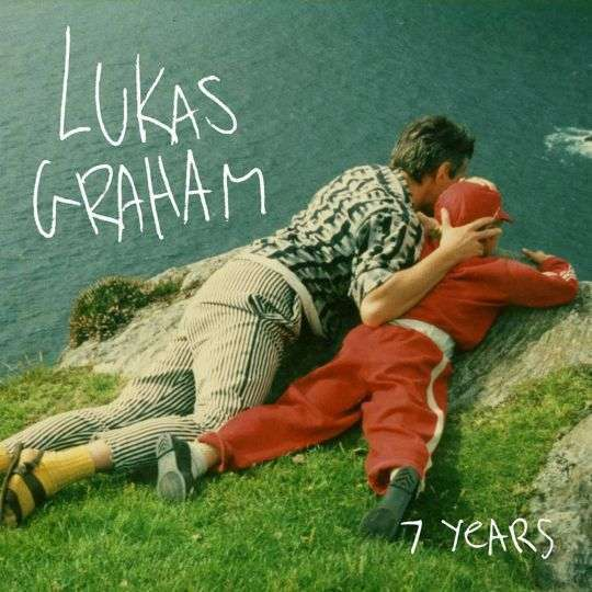 Coverafbeelding Lukas Graham - 7 years
