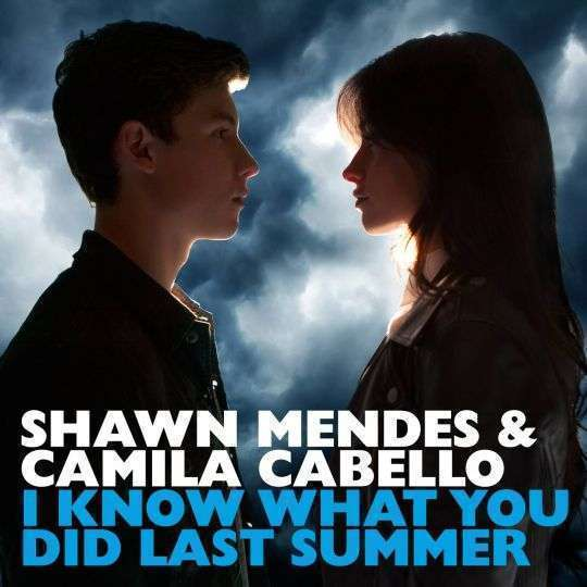 Coverafbeelding Shawn Mendes & Camila Cabello - I know what you did last summer