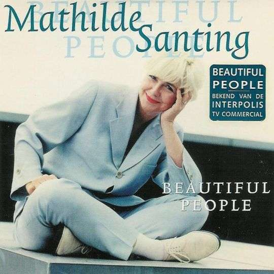 Coverafbeelding Mathilde Santing - Beautiful People