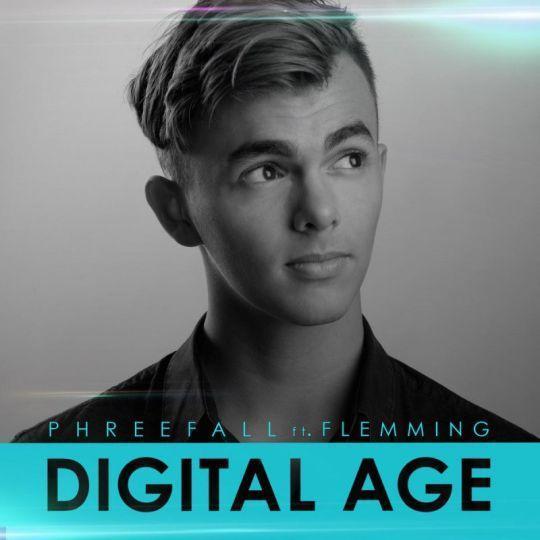 Coverafbeelding Digital Age - Phreefall Ft. Flemming