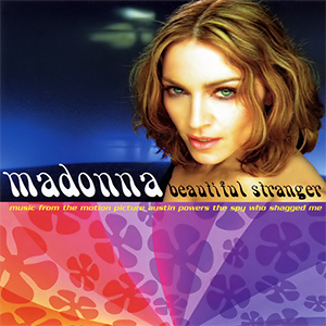 Coverafbeelding Madonna - Beautiful Stranger