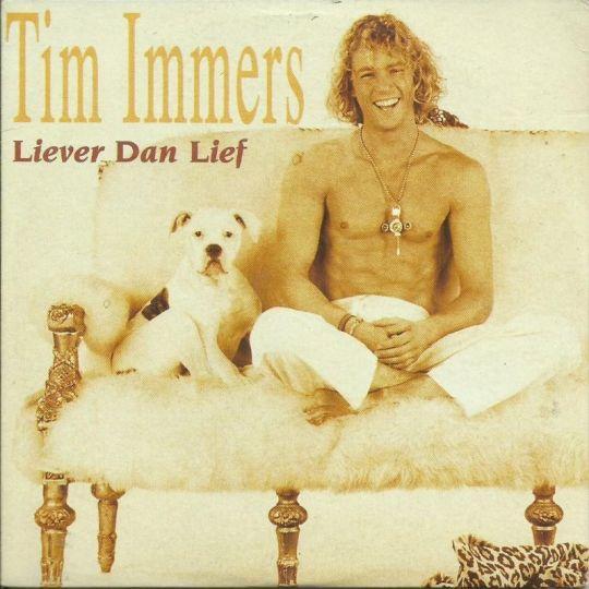 Coverafbeelding Liever Dan Lief - Tim Immers