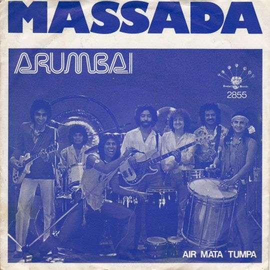 Coverafbeelding Arumbai/ Air Mata Tumpa - Massada