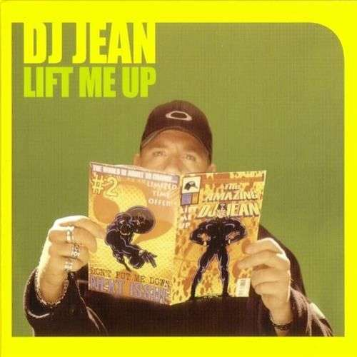 Coverafbeelding Lift Me Up - Dj Jean