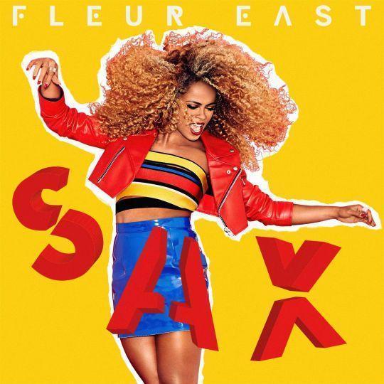 Coverafbeelding Fleur East - Sax