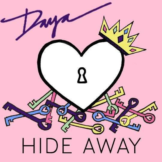 Coverafbeelding Hide Away - Daya