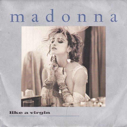 Coverafbeelding Madonna - Like A Virgin