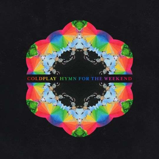 Coverafbeelding Coldplay - Hymn for the weekend
