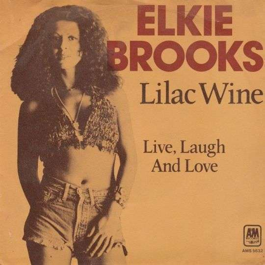 Coverafbeelding Lilac Wine - Elkie Brooks