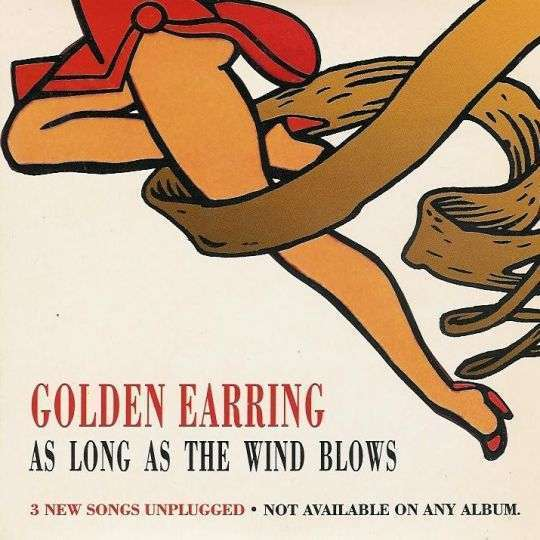Coverafbeelding Golden Earring - As Long As The Wind Blows