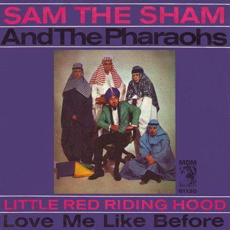 Coverafbeelding Little Red Riding Hood - Sam The Sham And The Pharaohs