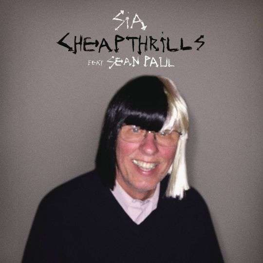 Coverafbeelding Cheap Thrills - Sia Feat Sean Paul