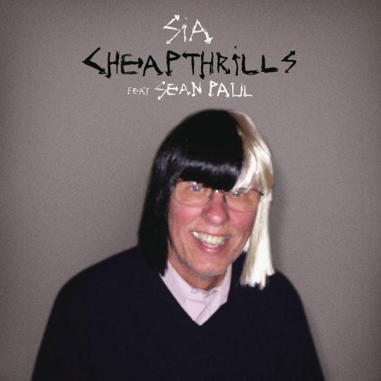 Coverafbeelding Sia feat Sean Paul - Cheap thrills