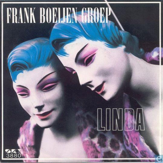 Coverafbeelding Linda - Frank Boeijen Groep