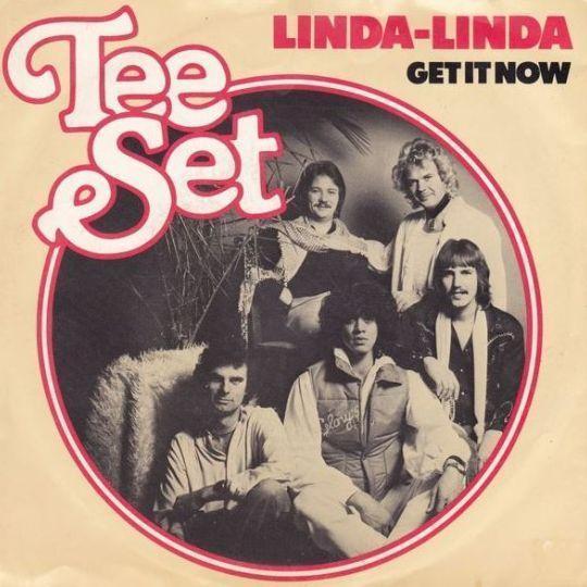 Coverafbeelding Linda-linda - Tee Set