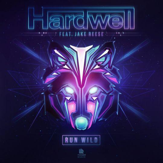 Coverafbeelding Hardwell feat. Jake Reese - Run wild