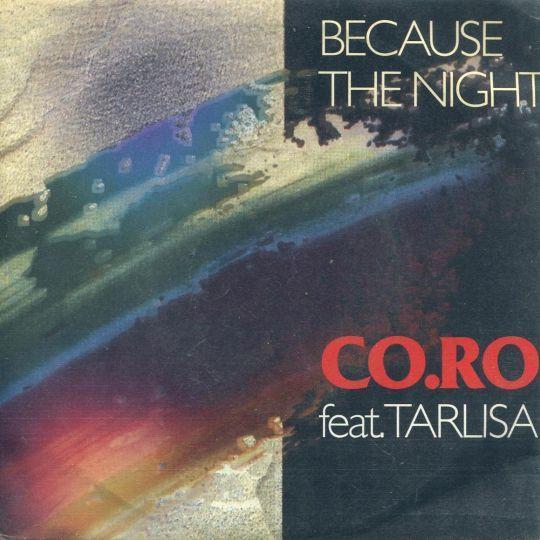 Coverafbeelding Co.Ro feat. Tarlisa - Because The Night