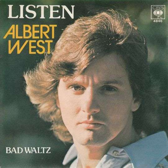 Coverafbeelding Albert West - Listen