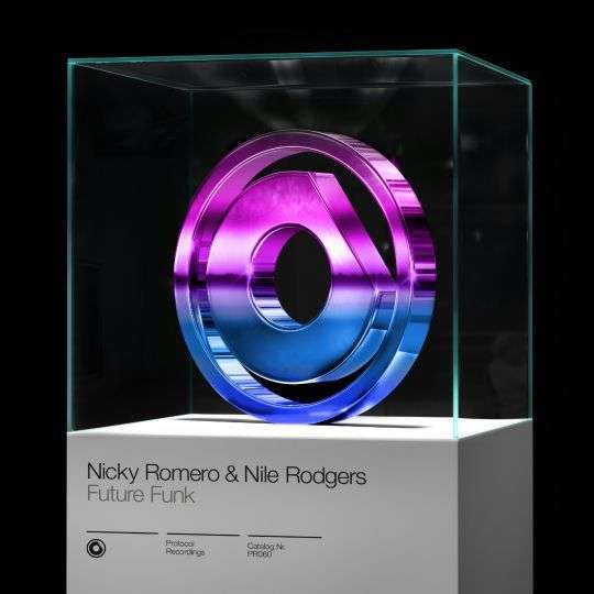 Coverafbeelding Future Funk - Nicky Romero & Nile Rodgers
