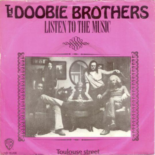 Coverafbeelding Listen To The Music - The Doobie Brothers
