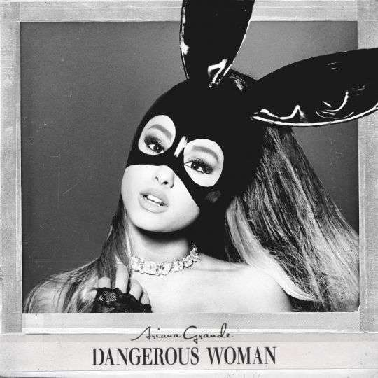 Coverafbeelding Dangerous Woman - Ariana Grande