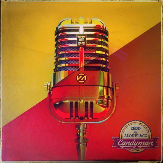 Coverafbeelding Candyman - Zedd & Aloe Blacc