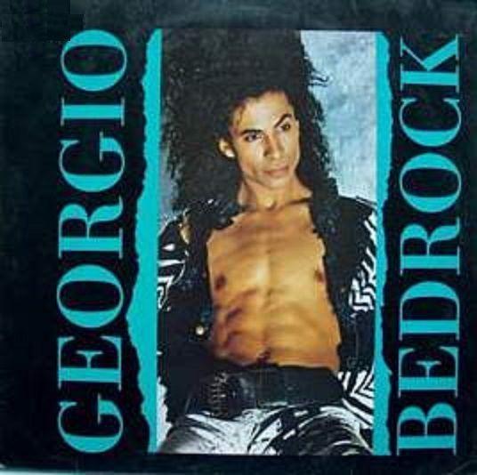 Coverafbeelding Georgio - Bedrock
