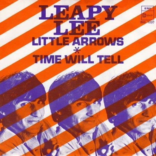 Coverafbeelding Little Arrows - Leapy Lee