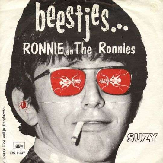 Coverafbeelding Ronnie en The Ronnies - Beestjes...