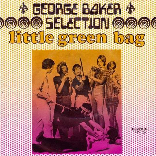 Coverafbeelding Little Green Bag - George Baker Selection