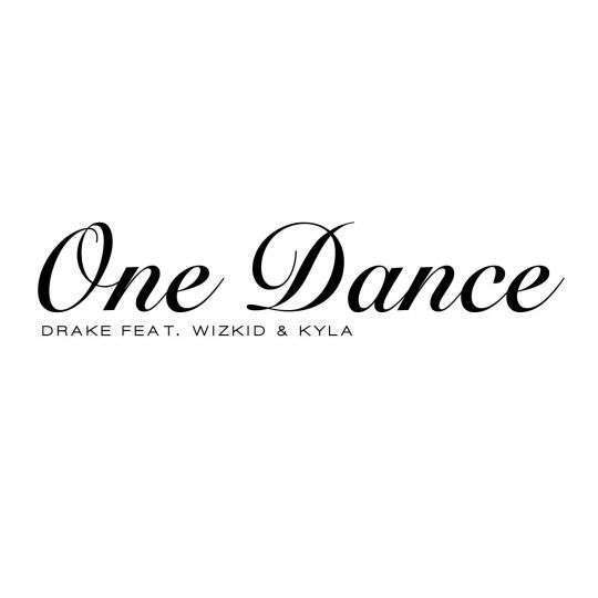 Coverafbeelding One Dance - Drake Feat. Wizkid & Kyla