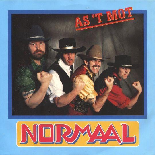 Coverafbeelding As 't Mot - Normaal