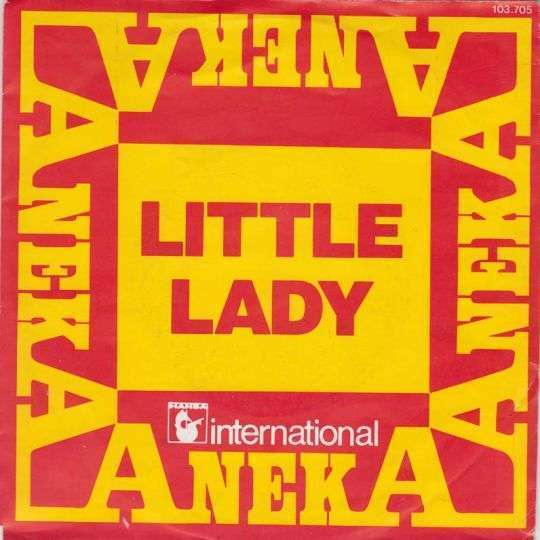 Coverafbeelding Aneka - Little Lady