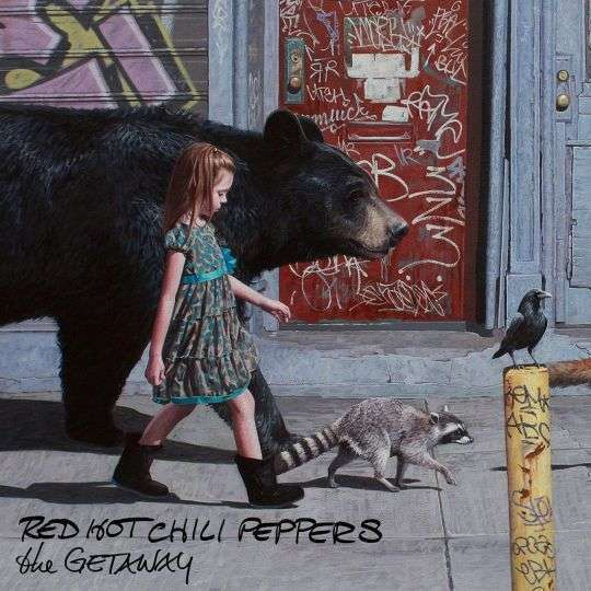 Coverafbeelding Dark Necessities - Red Hot Chili Peppers