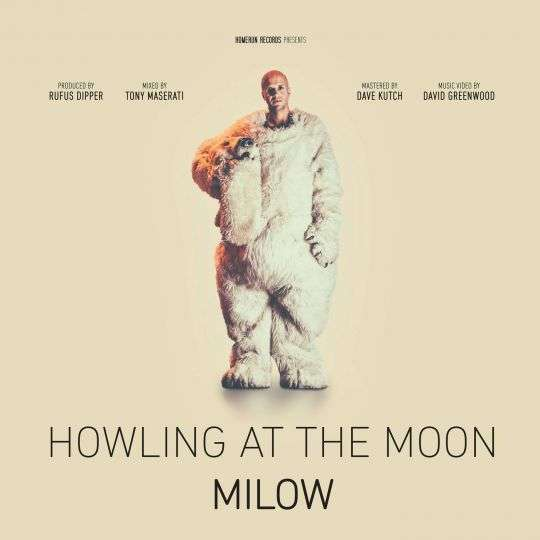 Coverafbeelding Howling At The Moon - Milow