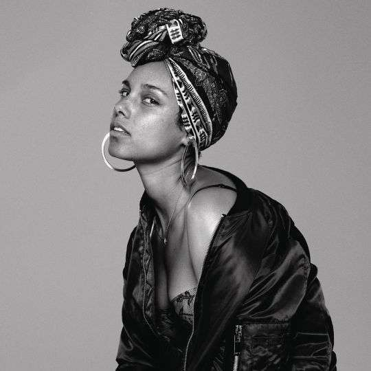 Coverafbeelding In Common - Alicia Keys