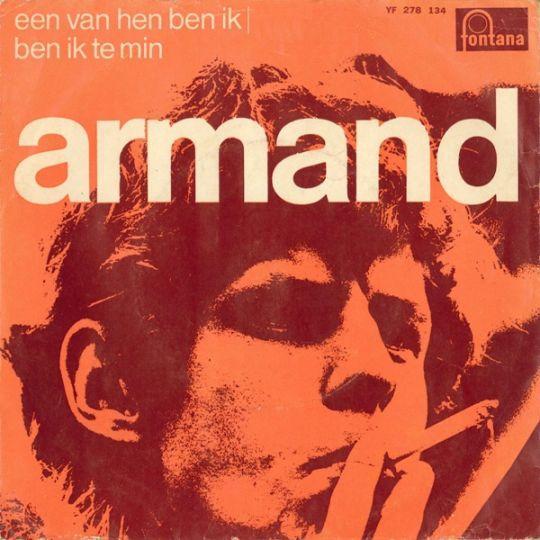 Coverafbeelding Armand - Ben Ik Te Min