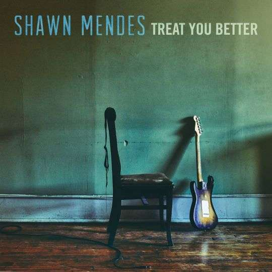 Coverafbeelding Treat You Better - Shawn Mendes