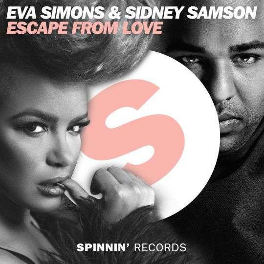 Coverafbeelding Eva Simons & Sidney Samson - Escape from love