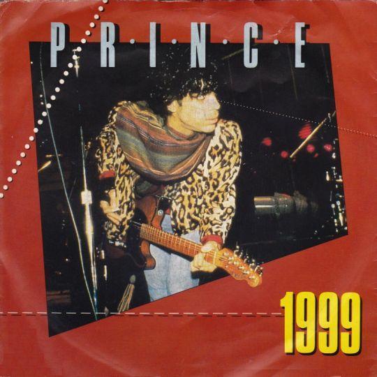 Coverafbeelding Prince - 1999
