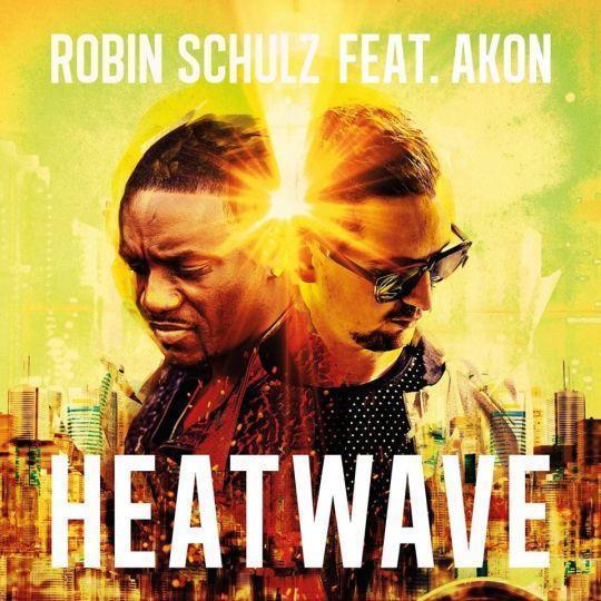 Coverafbeelding Heatwave - Robin Schulz Feat. Akon