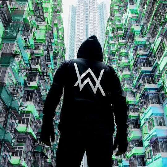 Coverafbeelding Sing Me To Sleep - Alan Walker