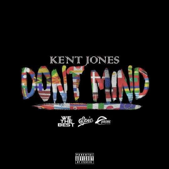 Coverafbeelding Kent Jones - Dont mind